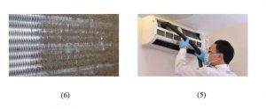 شستن پنل داخلی با بخار شوی