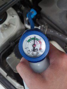 فشار صحیح برای شارژ گاز کولر ماشین