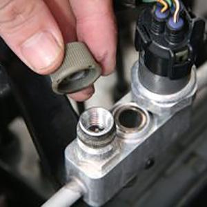 شارژ گاز کولر گازی ماشین