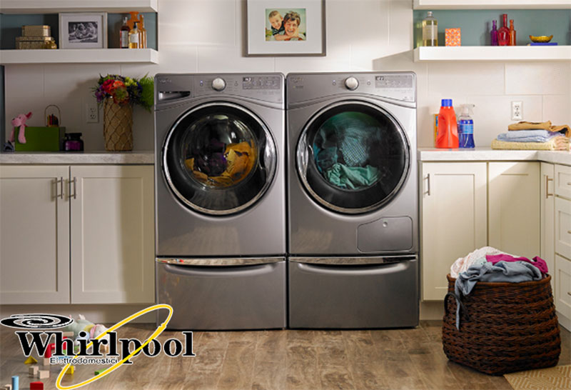 تعمیرات ماشین لباسشویی ویرپول