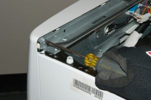 تعمیر لاستیک دور درب ماشین لباسشویی