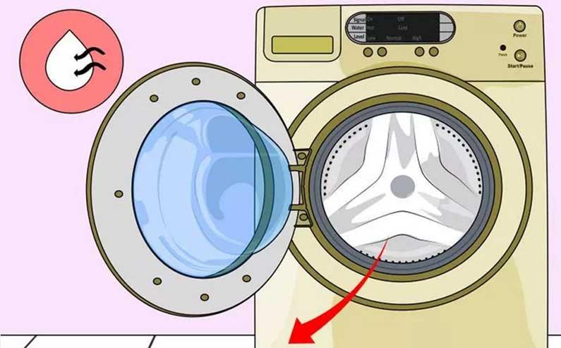 چگونه از شر بوی بد ماشین لباسشویی خلاص شویم؟