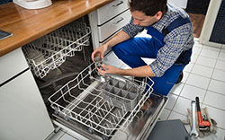آموزش تعمیر ظرفشویی