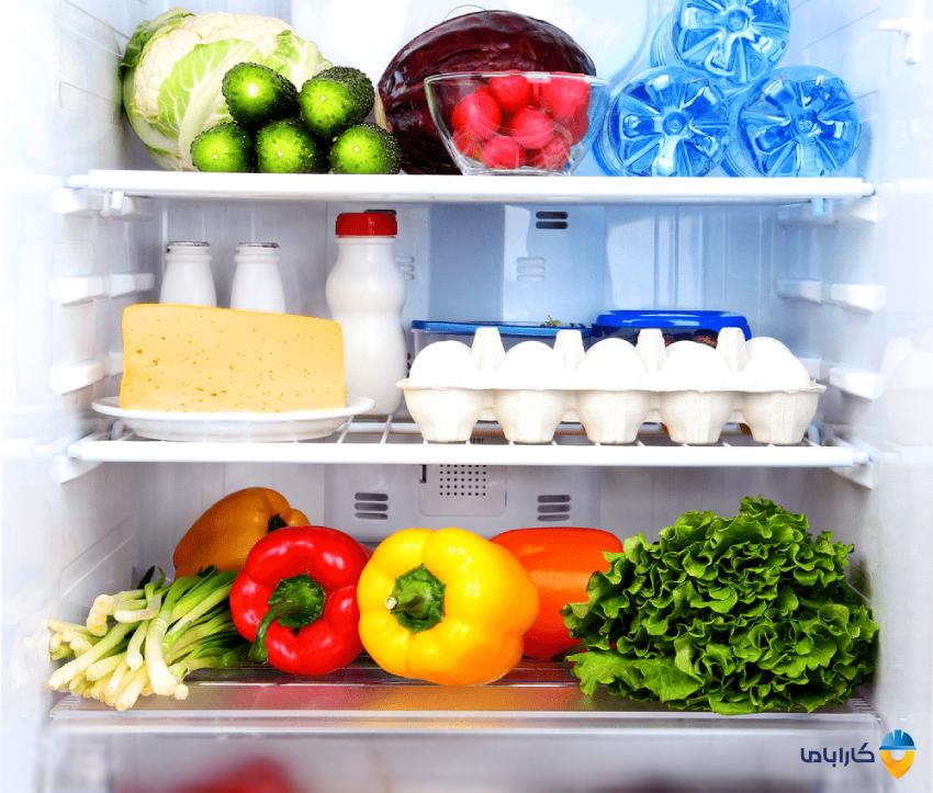 چگونه یخچال مرتب داشته باشیم؟| 5 نکته برای افزایش کارآیی یخچال