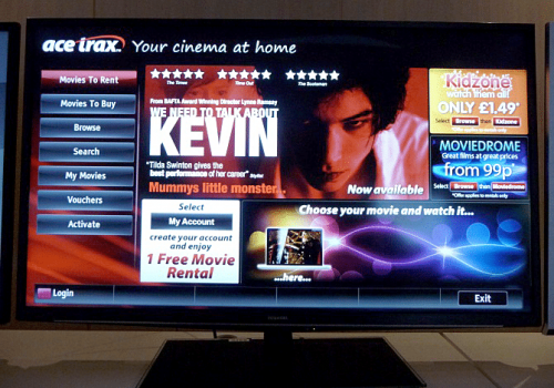 کیفیت 1080i در تلویزیون HD