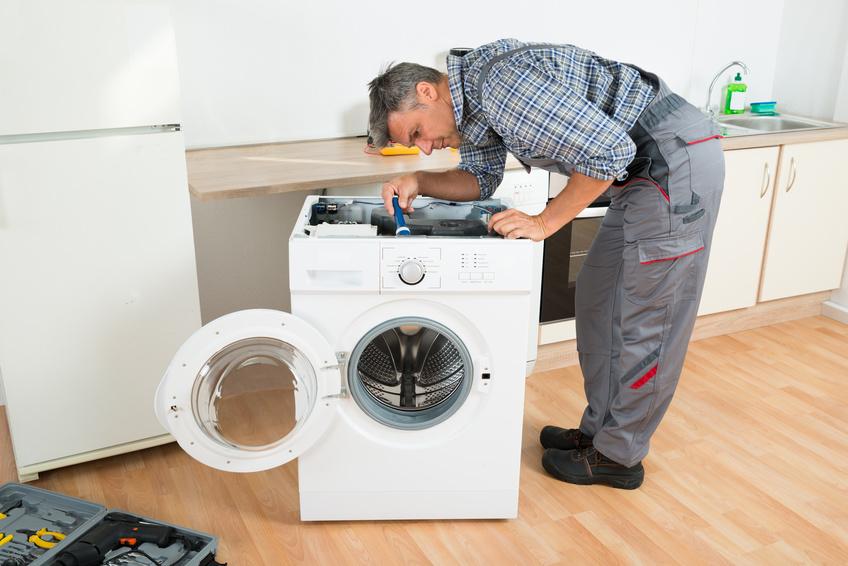 عیب یابی ماشین لباسشویی اتوماتیک