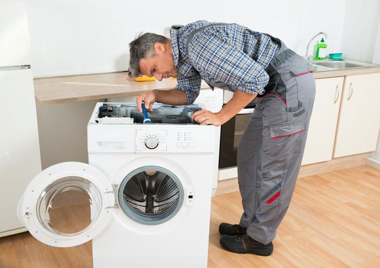 تعمیر ماشین لباسشویی مجیک
