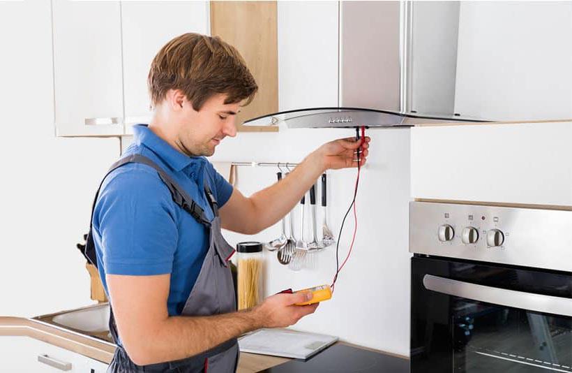 تعمیرات هود آشپزخانه