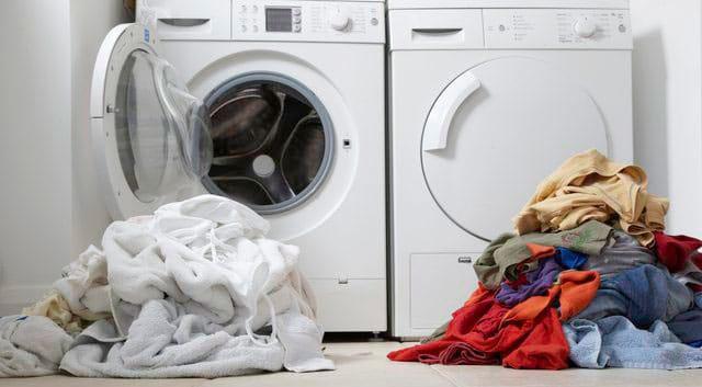 عدم توازن علت نچرخیدن ماشین لباسشویی دوقلو