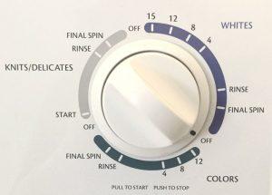 ولوم تایمر علت روشن نشدن ماشین لباسشویی