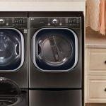 دانلود دفترچه راهنمای ماشین لباسشویی ال جی 8 کیلویی