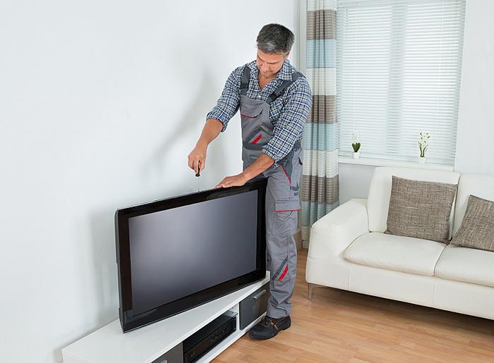 تعمیرات تلویزیون در کرج