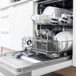 آموزش رفع بوی بد ماشین ظرفشویی