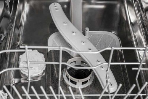 بازوی آبپاش ماشین ظرفشویی