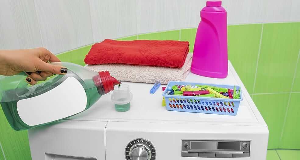 آموزش نحوه تمیز کردن ماشین لباسشویی
