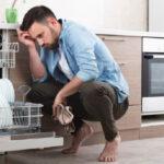 علت سر و صدای زیاد ماشین ظرفشویی و علت سوت کشیدن ماشین ظرفشویی