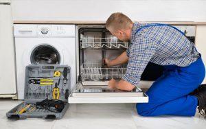 نصب ماشین ظرفشویی مجیک