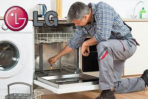 تعمیر ماشین ظرفشویی ال جی