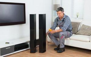 تعمیرات تلویزیون شارپ شارپ