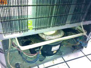 سینی تخلیه یخچال
