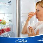 علت بوی بد یخچال