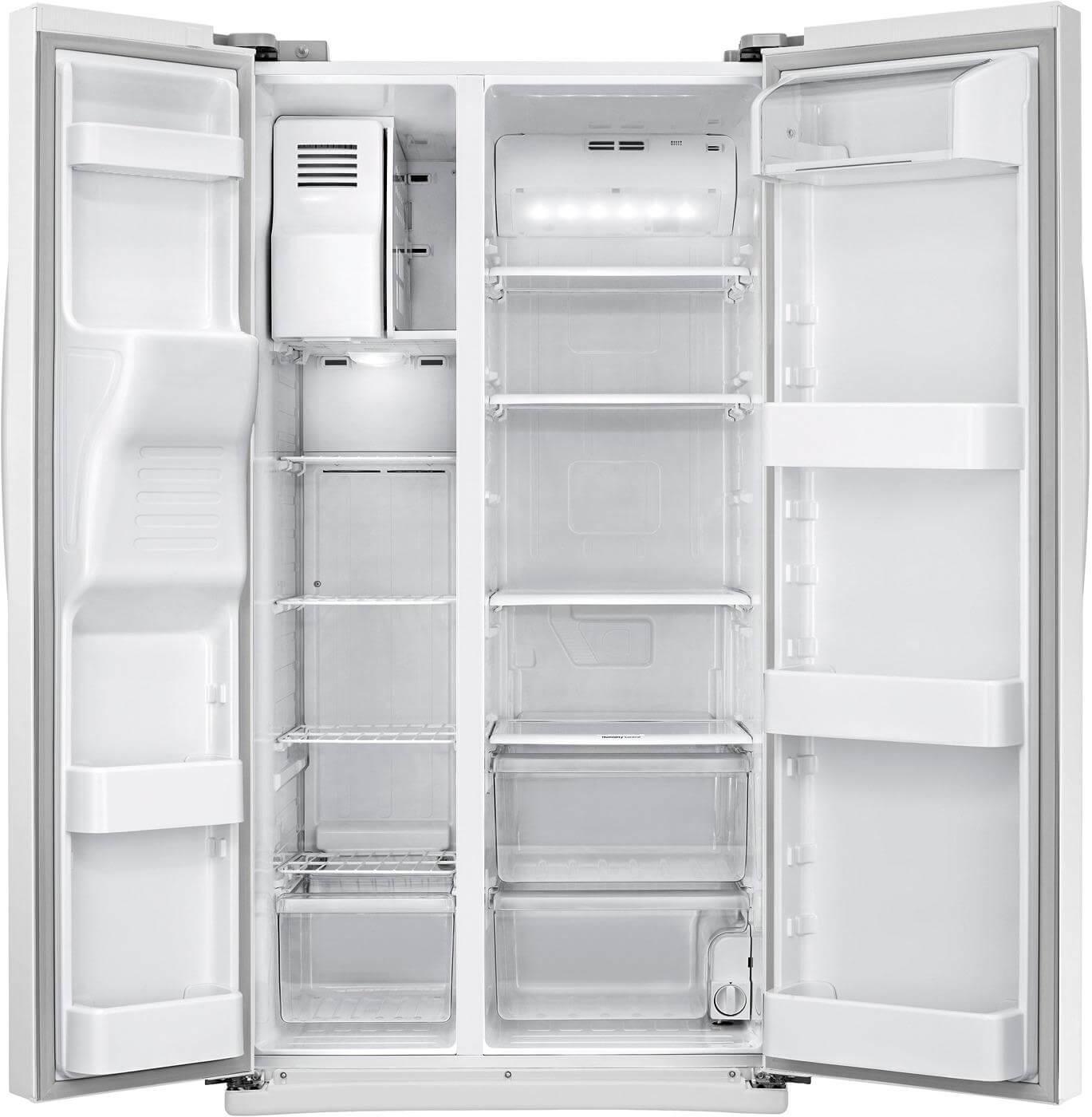 خالی کردن یخچال