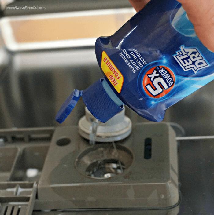 مایع جلادهنده ماشین ظرفشویی
