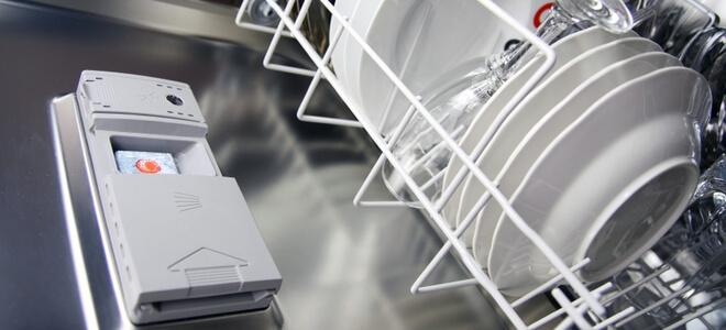 دیسپنسر ماشین ظرفشویی