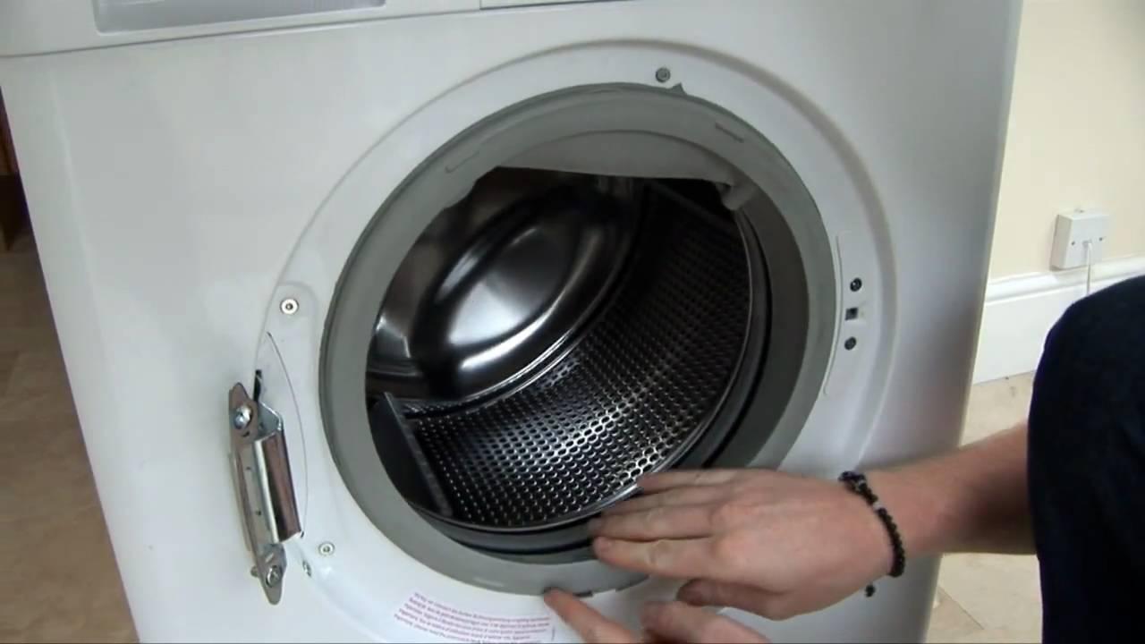 لاستیک درب ماشین لباسشویی