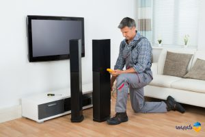 چرا تلویزیون صدا ندارد؟ علت قطع صدای تلویزیون های ال جی، سامسونگ، سونی و غیره