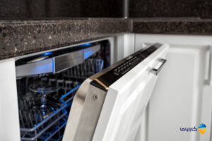 طرز تنظیم درجه سختی آب در ماشین ظرفشویی