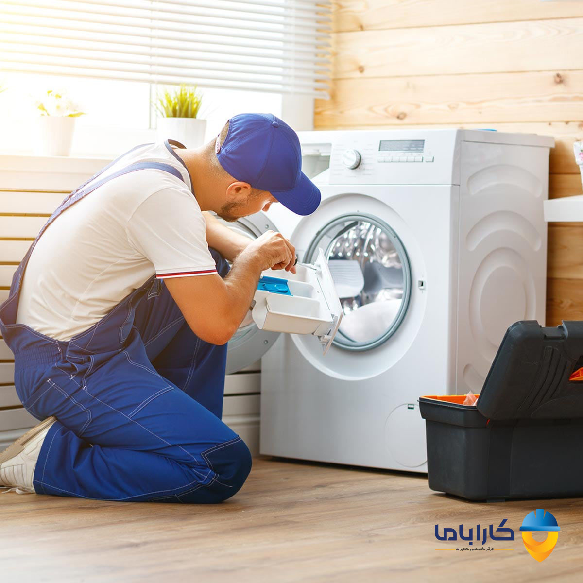 کد خطا یا ارور ماشین لباسشویی آاگ